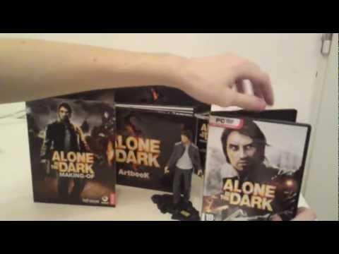 Видеообзор западного Коллекционного Издания Alone in the Dark Limited Edition