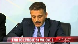 FMN do lvroj 53 milion euro  News, Lajme  Vizion