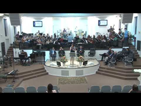 Orquestra Sinfônica Celebração - Aleluia - 09 12 2018