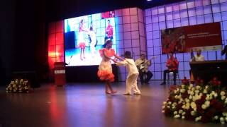 Baile del Joropo en homenaje al Comandante Hugo Chávez