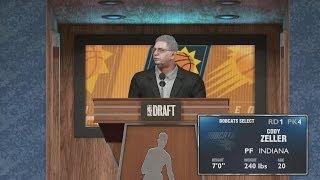 NBA 2K14 PS4 My Career Had To Redo
