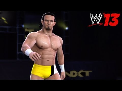 WWE '13 Community Showcase: Adrian Neville / Pac (Xbox 360)