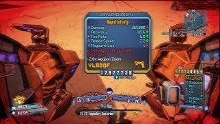 "Borderlands 2 ""Fastest Way To Farm For The Infinity"