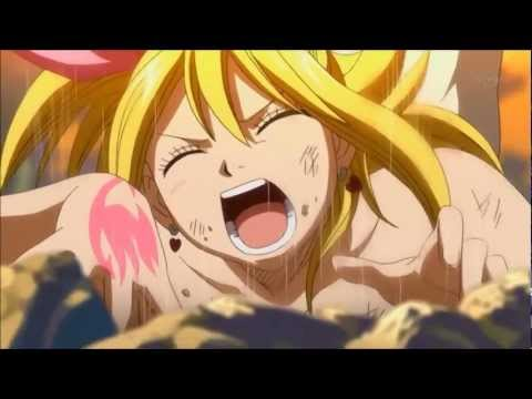 Fairy tail NaLu moment -RxwoW11EU5M