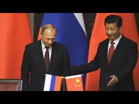 Putin's Nat Gas Deal With China to Deliver Tectonic Shift in Energy