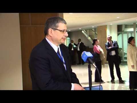 Iran Ambassador to the UN