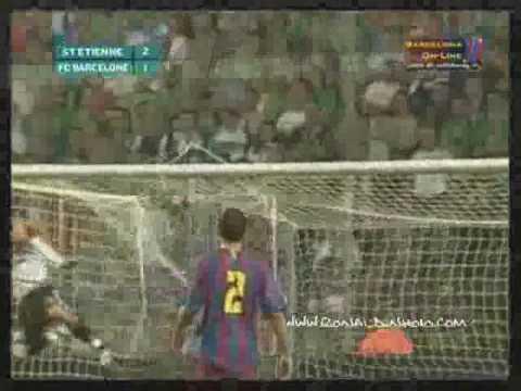 Các pha đi bóng đẹp của Ronaldinho - của ronaldinho.flv