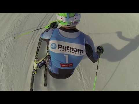 Ted Ligety Slalom Training in NZ with a GoPro Hero3