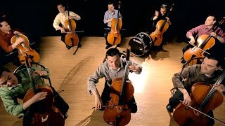 [The Cello Song - (Bach is back with 7 more cellos) - ThePian...] Video
