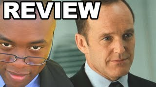 AGENTS OF SHIELD REVIEW : Black Nerd