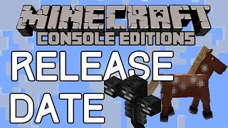 Minecraft Xbox 360 TU18 Release Date? (PS3/Xbox One/PS4