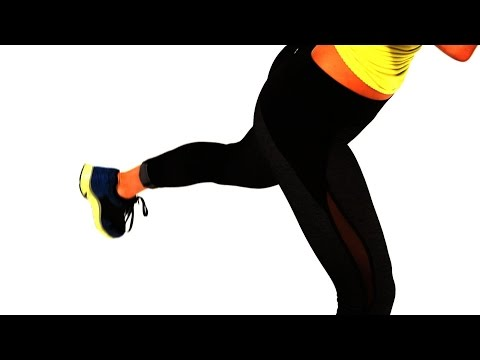 How to Do a Lunge with a Kickback | Sexy Butt