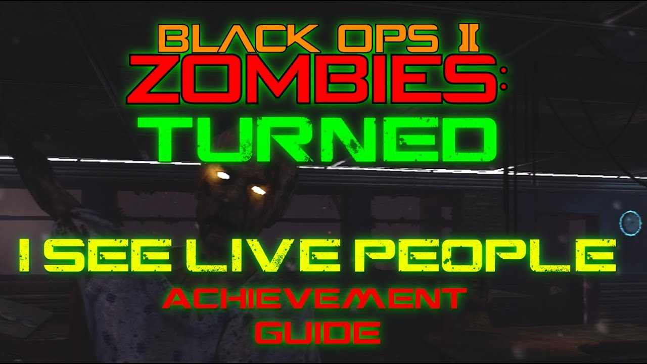 Double Whammy Black Ops Trophy / Achievement Guide