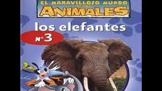 El Maravilloso Mundo De Los Animales De Disney, Los