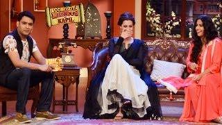 Vidya Balan Promotes Bobby Jasoos On Comedy Nights With