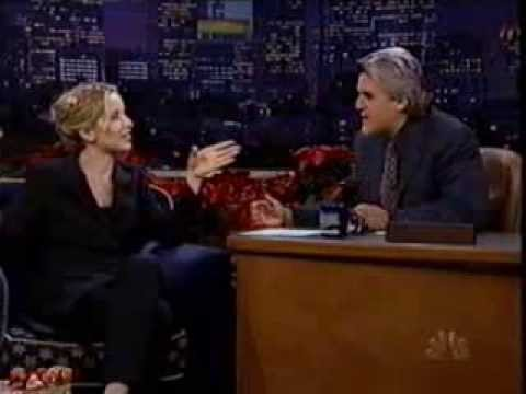 Julie Delpy on the Tonight Show (1997)