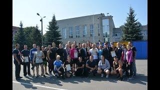 Спортивне свято у Харківському національному університеті внутрішніх