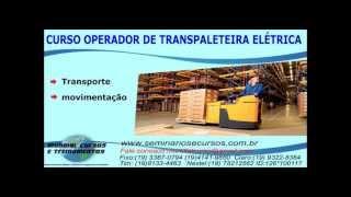 Curso para operador de transpaleteira   - youtube