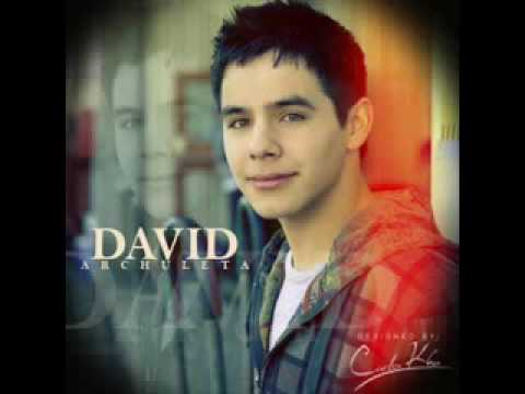 david archuleta touch my hand download