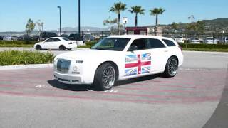CHICAGO CUSTOM CHRYSLER 300 BODY KIT.wmv