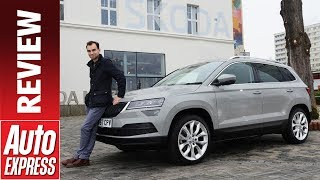 New Skoda Karoq road trip - 1,500 miles, five countries, one brilliant SUV. Auto Express.
