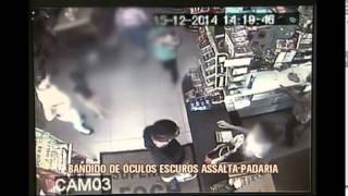 Padaria � assaltada em Pouso Alegre