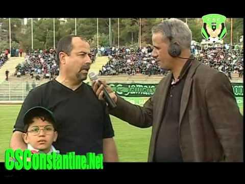 CSC 1 - MCA 1 : Omar Bentobal avec le fils de Lotfi Khoudja