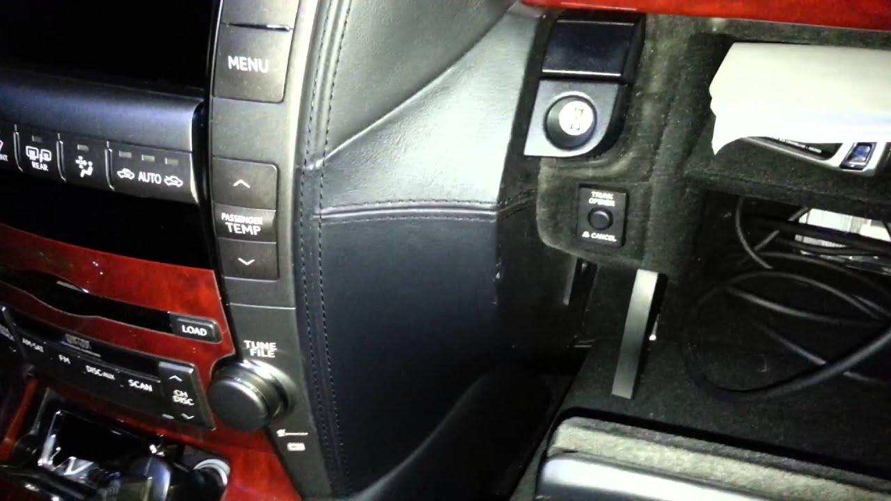 Lexus Is250 Fuse Box Location - Circuit Diagram Maker