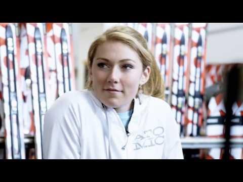 Mikaela Shiffrin Profile Clip
