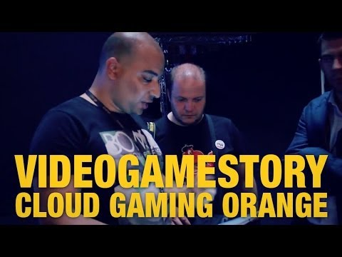 VideoGameStory : le Cloud Gaming par Orange