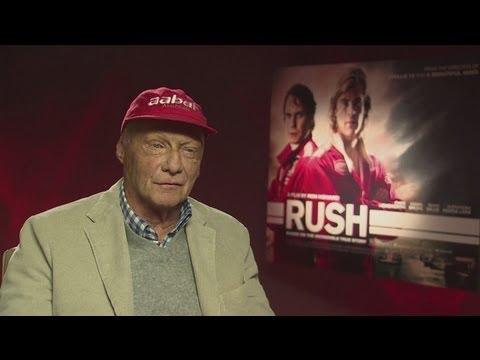 Niki Lauda: 'Vettel is like a little kid' [AMBIENT]