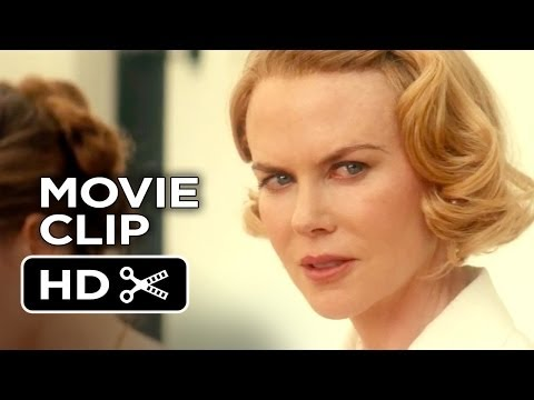 Grace Of Monaco Movie CLIP - The Lunch (2014) - Nicole Kidman Movie HD