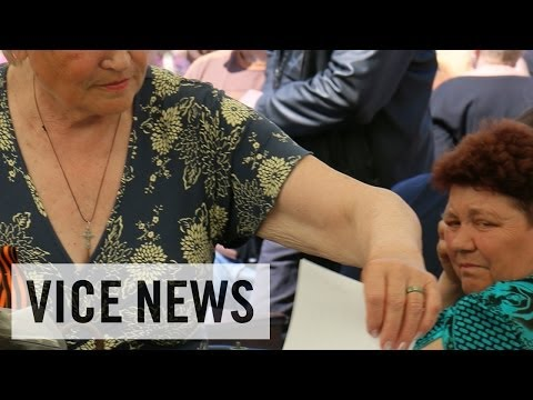 Detained in Donetsk on Referendum Day: Russian Roulette in Ukraine (Dispatch 38)
