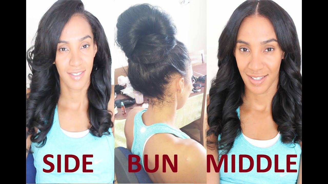 Sew In Weave No Braids | LONG HAIRSTYLES