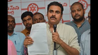 JanaSena Chief Pawan Kalyan Opposing Dredging Corporation Of India Ltd Privatization