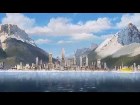 The Legend of Korra Book 4 Trailer
