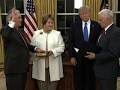 Rex Tillerson Sworn in as Secretary of State