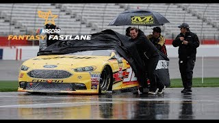 NASCAR Fantasy Fastlane Update: Atlanta. Гонки Наскар. Смотреть видео Nascar