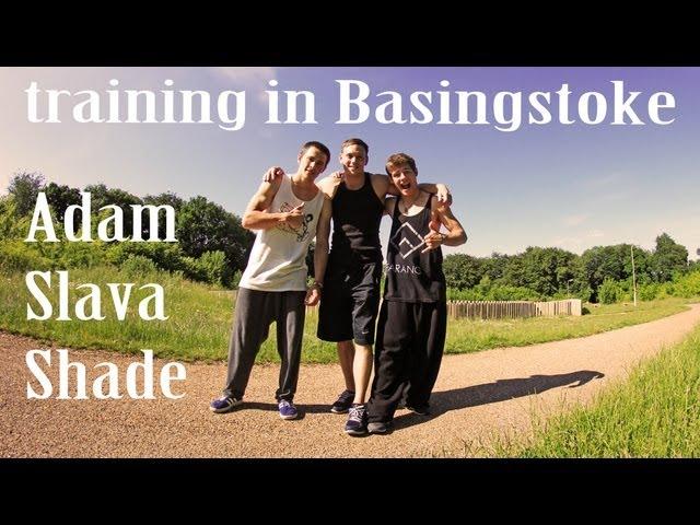 Basingstoke (nice day) 3run