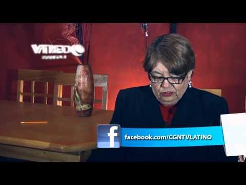 Tiempo con Dios Sábado 13 Abril 2013, Pastora Toñita Ramos