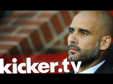 """Tod oder Leben"" - Guardiolas größte Herausforderung - kicker.tv"