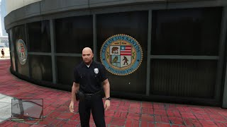 How To Get LSPD Uniform In GTA V