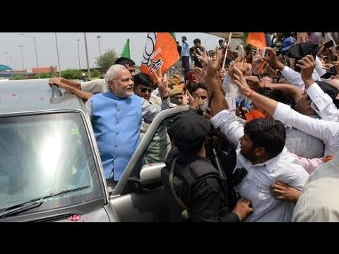 WATCH: Narendra Modi Celebrates Election Triumph, India's Most Powerful Prime Minister?