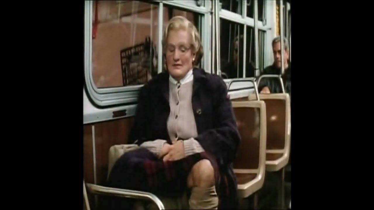 Mrs Doubtfire Trailer Hd Youtube