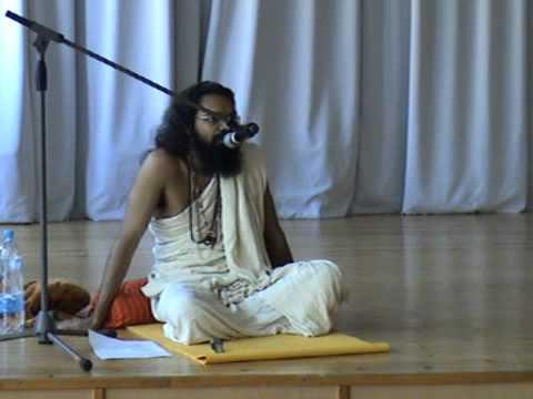 Шри Госвами Яшенду Джи. Про здоровье ума (12.08.2007), ч.1