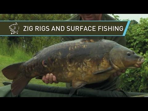 Puść film ZIG RIG and Surface Fishing with Kevin Nash and Alan Blair - Nash 2014 Carp Fishing DVD Movie