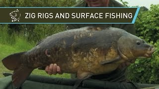 Puść film ZIG RIG and Surface Fishing with Kevin Nash and Alan Blair - Nash 2014 Carp Fishing DVD Movie