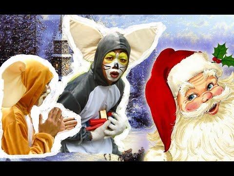 [Hoạt Hình Chó Mèo Chuột] Quà Giáng Sinh Của Chuột Jerry  Tập 1