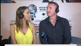 REPLAY: FIWC 2014 Grand Final Group Stage