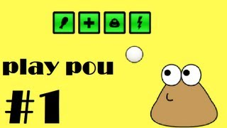 Pou Gameplay Episode #1